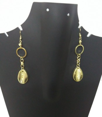 Trisha Woap Alloy Drop Earring