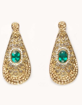 Raga Jewels Alloy Chandelier Earring