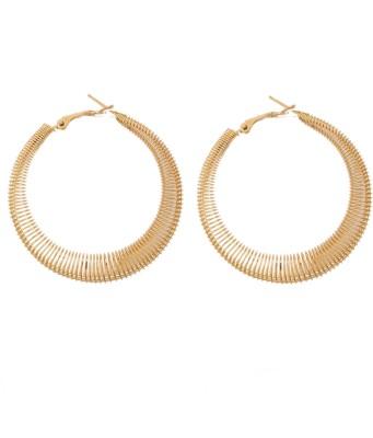 Oasis Jewellery Style Diva Alloy Hoop Earring