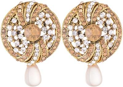 Neckies Afer0026 Brass Drop Earring