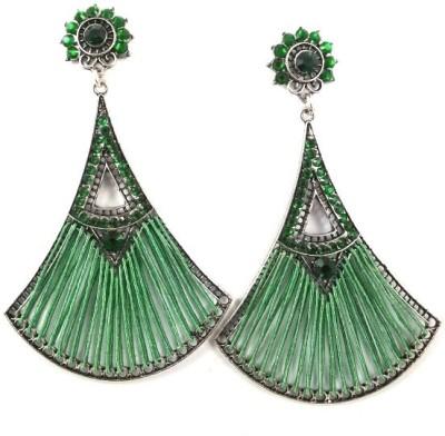 Ammvi Alloy Drop Earring