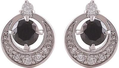 CatchMe Moon Alloy Stud Earring