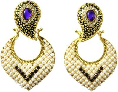 Colors Inc. Wedding Jewellery Alloy Dangle Earring