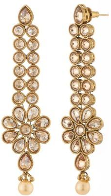 Satyam Jewellery Nx Fancy Earring Copper Drop Earring