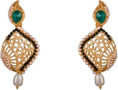 R18Jewels-Fashion&U Royal Princess Swaragini Metal Drop Earring