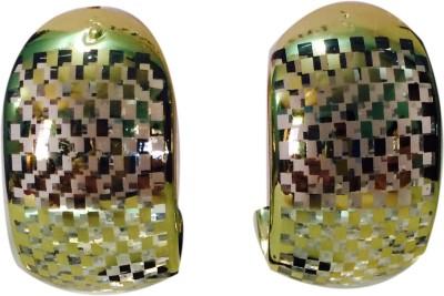 Alak Dream Girl Brass Cuff Earring