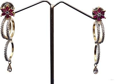 Asset Jewels Hangings Brass Drop Earring