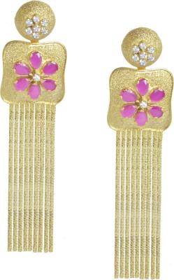 Orolush Brass Tassel Earring