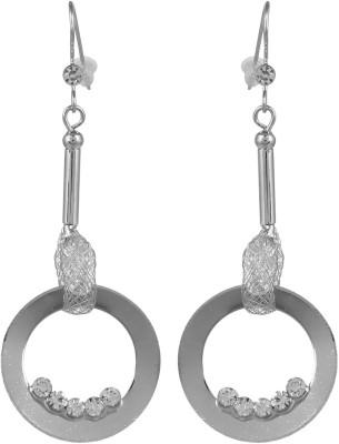 Lazreena Style Diva Cubic Zirconia Alloy Dangle Earring