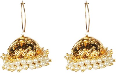 Raga Jewels Alloy Dangle Earring