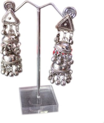 Aza Collections Elegant Alloy Jhumki Earring