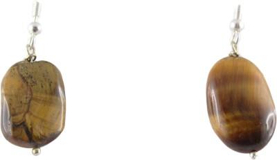 Ear Lobe & Accessories spring sparkle White Metal Dangle Earring