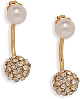 Alankruthi Contemporary earrings Copper Drop Earring