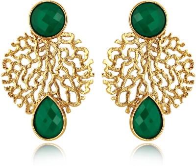 Alamod ALER 5054 Brass Chandelier Earring