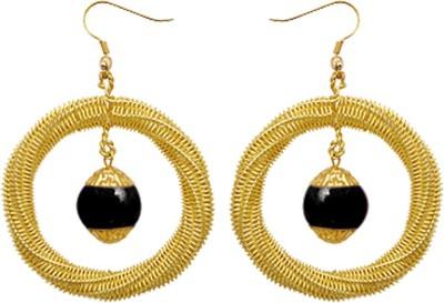 Kenway Retail Vivacious Crew Brass Dangle Earring