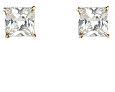 R18Jewels-Fashion&U Sparkling Diva Metal Stud Earring