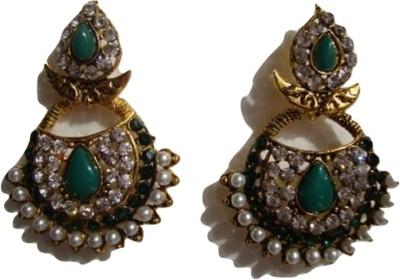 Imitationradhecasting RC1 Brass Drop Earring