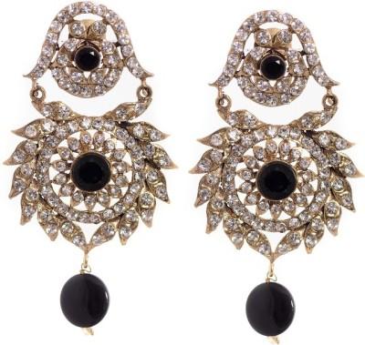 Buyclues SSJ6092 Brass Earring Set