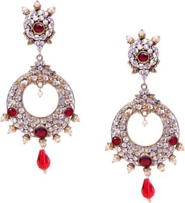 Buyclues SSJ6079 Brass Earring Set