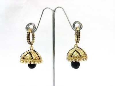Bbold Traditional Copper Jhumki Earring