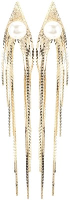 Maisha Style Diva Alloy Tassel Earring