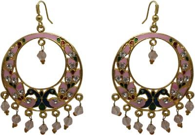 Maheshwari Fashion Brass Chandbali Earring