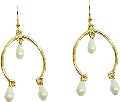 Trisha Fashion Earring Metal Drop Earring