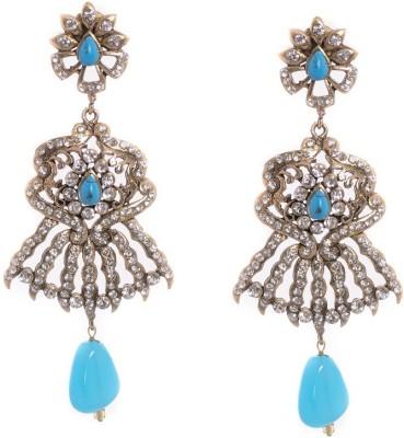 Buyclues SSJ6103 Brass Earring Set