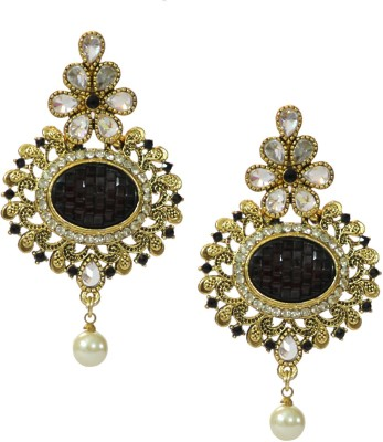 Colors Inc. Wedding Collection Alloy Drop Earring