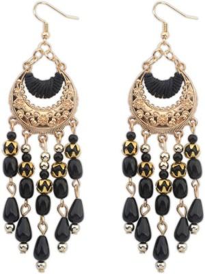 Dhrohar Diva Alloy Dangle Earring