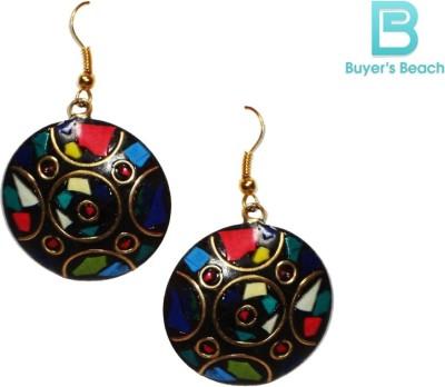 Buyer's Beach Beauty Of India Alloy Dangle Earring
