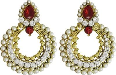 Aura Collection Statement17 Alloy Chandbali Earring