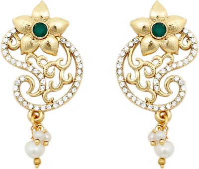 SBS Finely Crafted Alloy Chandelier Earring