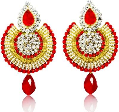 SFJ Alloy Chandbali Earring
