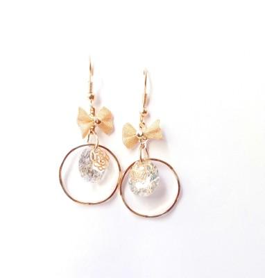 High Fashion CE001 Metal Dangle Earring