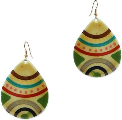 Jewel Paradise PMJPE-0098 Brass Dangle Earring