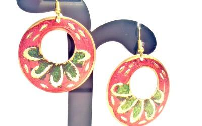 Trendz Mart Global Tribal Girls Alloy Dangle Earring