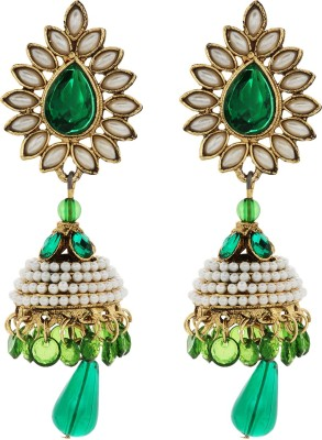 Ambitione Stylish Make Alloy Jhumki Earring