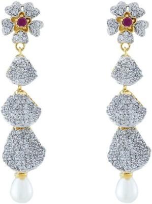 Jewlot Amazing AD 2012 Brass Drop Earring
