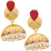 Maayra Regal Indian Ethnic Copper Jhumki Earring best price on Flipkart @ Rs. 445