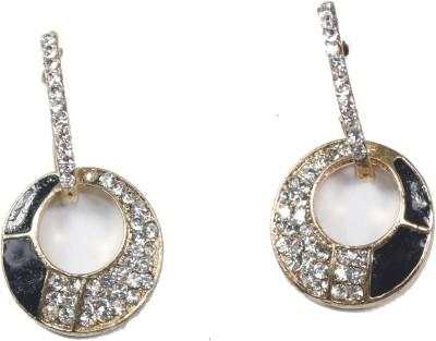 Navisha Joyful Fashion Metal Dangle Earring