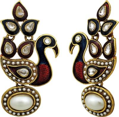 Yogada Ethnic001 Alloy Drop Earring