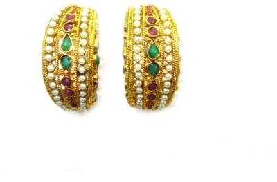 Keva Art Jewellery Alloy Hoop Earring