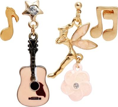 Super Drool Angel rockstar Alloy Earring Set