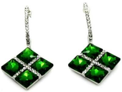 London Jewels Cubic Zirconia Zinc, Alloy Dangle Earring