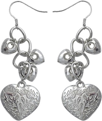 Kenway Retail Honey Romance Brass Dangle Earring