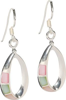 Collana Regular Sterling Silver Dangle Earring