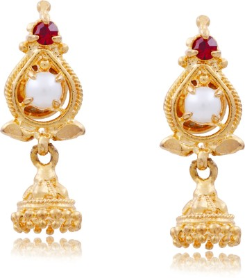 Jewbang Coimbattore Traditional Style Alloy Jhumki Earring