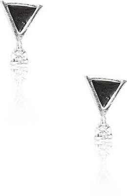 LeCalla DM1113S Sterling Silver Stud Earring