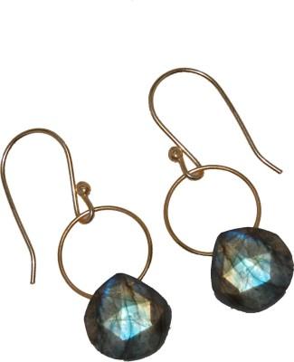 Arvino Lebra Brass Dangle Earring